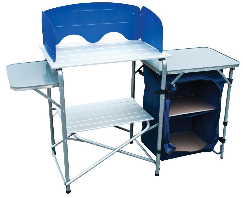 Раскладной стол для кемпинга